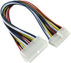 PRO SIGNAL 88RB-526  Atx Power Extension Lead, 20Pin Male-Fem